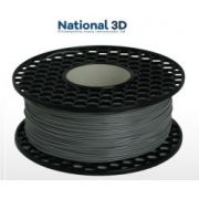 Filamento PLA Max - Cinza Claro - National 3D - 1.75mm - 1KG