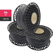 Filamento PLA Max - Cinza Chumbo - National 3D - 1.75mm - 1KG