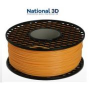 Filamento PLA Max - Laranja - National 3D - 1.75mm - 1KG