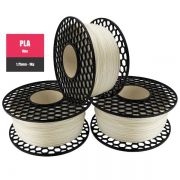 Filamento PLA Max Natural - National 3D - 1.75mm - 1KG