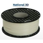 Filamento PLA Max - Natural - National 3D - 1.75mm - 1KG