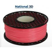 Filamento PLA Max - Rosa - National 3D - 1.75mm - 1KG