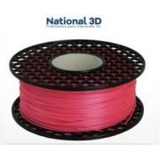 Filamento PLA Max - Rosa Perolado - National 3D - 1.75mm - 500g