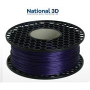 Filamento PLA Max - Violeta - National 3D - 1.75mm - 1KG