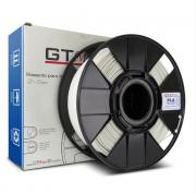 Filamento PLA Plus - Branco - GTMax 3D - 1.75mm - 1KG
