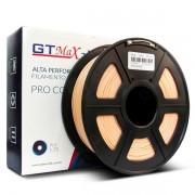 Filamento PLA Plus - Nude - GTMax 3D - 1.75mm - 1KG