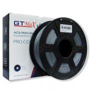 Filamento PLA Plus - Prata - GTMax 3D - 1.75mm - 1KG