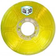 - Filamento PLA Pro - Amarelo Neon - Loja 3D - 1.75mm - 1kg