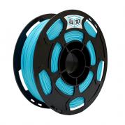 Filamento PLA Pro - Azul Claro - Loja 3D - 1.75mm - 1kg