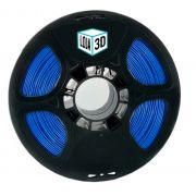 Filamento PLA Pro - Azul Escuro - Loja 3D - 1.75mm - 1kg