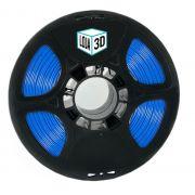 Filamento PLA Pro -  Azul Mesclado - Tons de Azul Claro - Loja 3D - 1.75mm - 1kg