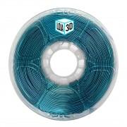 Filamento PLA Pro de Alta Resistência - Prata - Loja 3D - 1.75mm - 1kg
