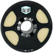Filamento PLA Pro - Natural - Loja 3D - 1.75mm - 1kg