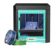 Impressora 3D CL2 Pro + 1 KG De PLA - Cliever