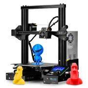 Impressora 3D Creality 3D® - Placa de 32 bits -  Ender 3