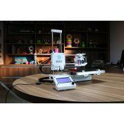 Impressora 3D Stella 2 + 1KG de PLA da Material 3D + Spray + Suporte de Filamento