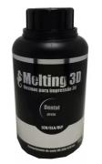 Resina Melting 3D - Preto - Dental - 405nm - 500 ml