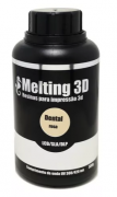 Resina Melting 3D - Rosa - Dental - 405nm - 500 ml