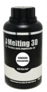 Resina Melting 3D - Transparente (Clear) - Standard - 405nm - 500 ml