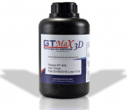 Resina Padrão - GTMax 3D - Cinza - 500 gramas