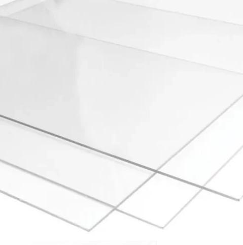 50 Placas de PETG 0,50 - Chapa 2x1m - para EPIs - Máscaras Impressas em 3D