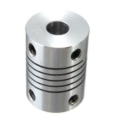 Acoplamento Flexível 6,35mm - 8mm - Nema 23