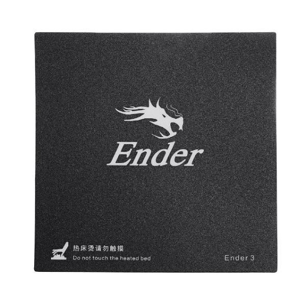 Base Adesiva da Mesa Aquecida - Creality 3d® Ender 3 - 235x235