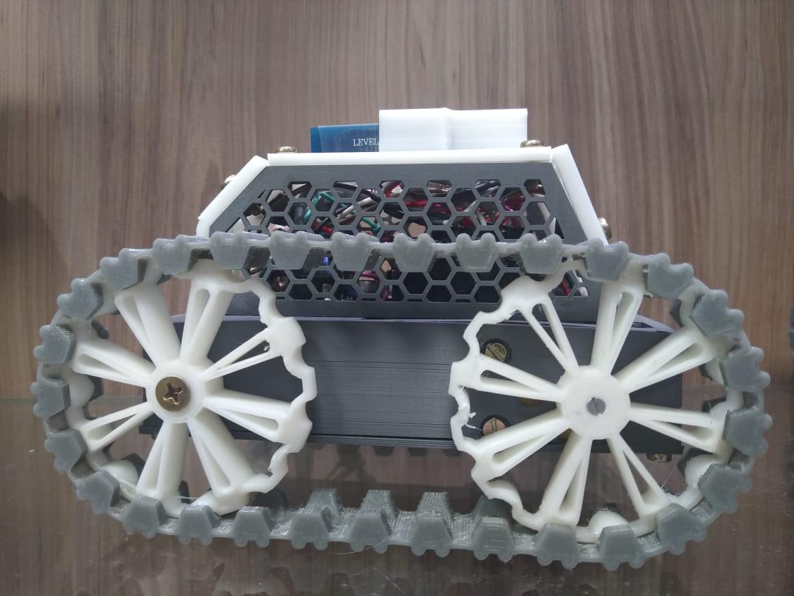 Avexado - Branco - EN3D - Arduino - Bluetooth