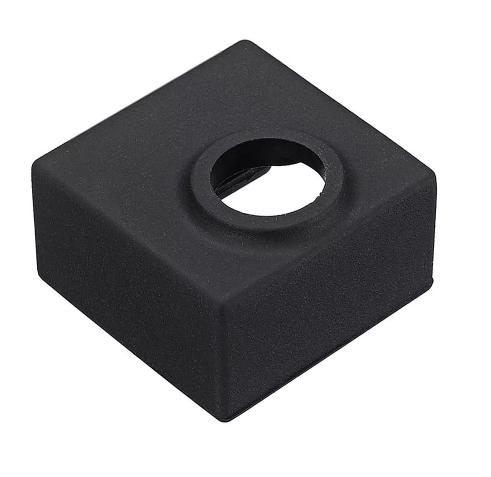 Bloco de Aquecimento para Hotend 3D em Silicone da Creality para impressoras 3D CR-10 / 10S / 10S4 / 10S5 / Ender 3 / CR20