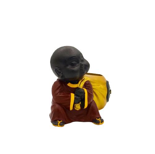 Buda da Prosperidade em Impressão 3D