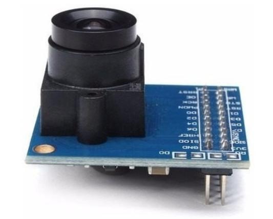 Câmera -  Vga - Ov7670 Para Arduino