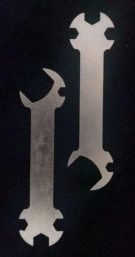 Chave para Retirar Bico de Impressora 3D - Bloco Nozzle Hotend