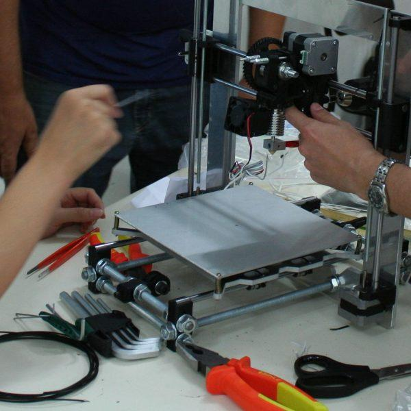 Conserto de Impressora 3D