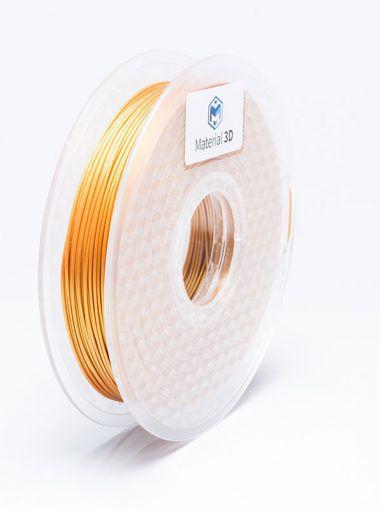 Filamento PLA - Decor Dourado - Material 3D -  1.75mm - 500g
