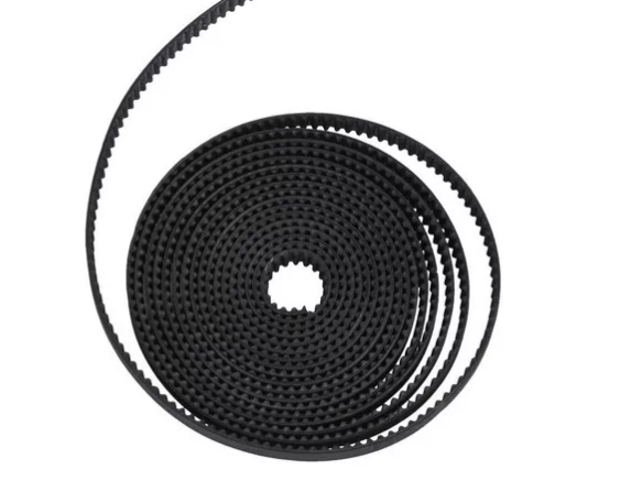 Correia Dentada - Pu Gt2 6mm - 1m - Alma De Aço para Impressoras 3D