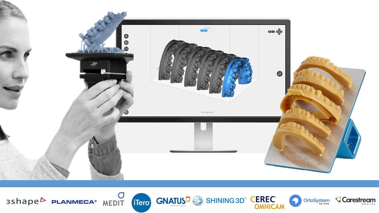 Curso HandsOn Web de Impressão 3D na Odontologia