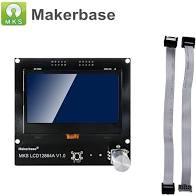 Display Lcd Makerbase 12864a Impressora 3d Mks Base Gen L