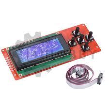 Display Tela Lcd Com Cabo Anet A8 Impressora 3d