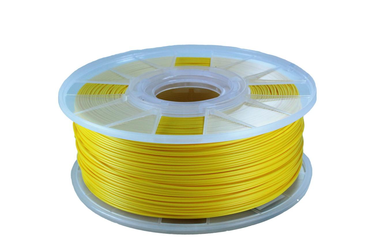 Filamento ABS - Amarelo - Cliever - 1.75mm - 1kg