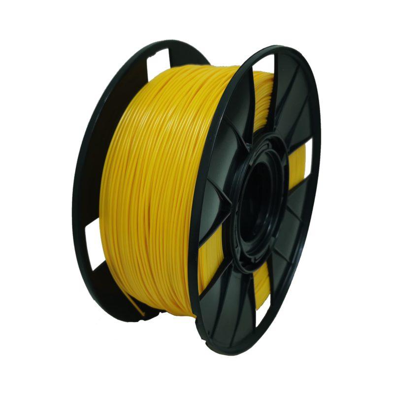 Filamento ABS - Amarelo - Premium MG94 - FAZ3D - 1.75mm - 1kg