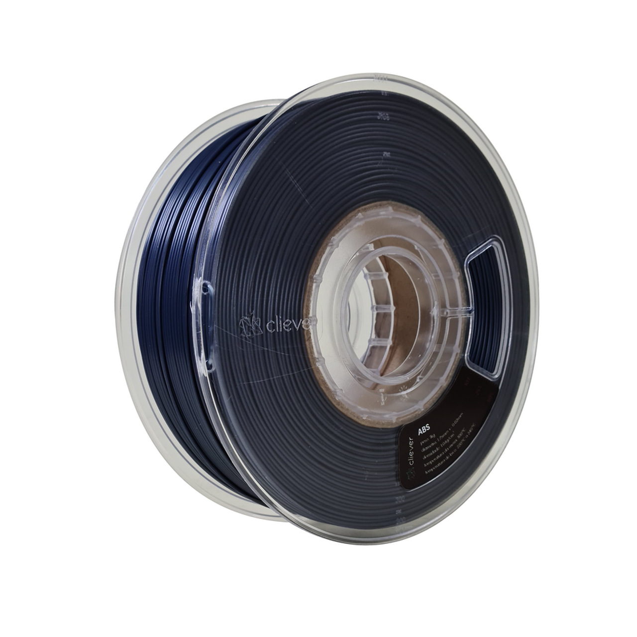 Filamento ABS - Azul Escuro Perolado - Cliever - 1.75mm - 1kg