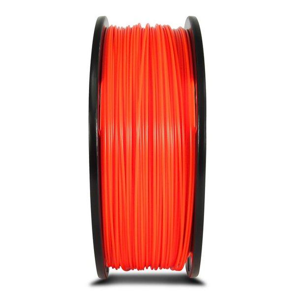 Filamento ABS - Laranja fluorescente - Premium - GTMax 3D - 1.75mm - 1KG