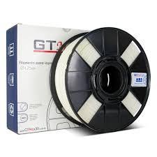 Filamento ABS LG - Antichamas - Natural - GTMax 3D - 1.75mm - 1KG