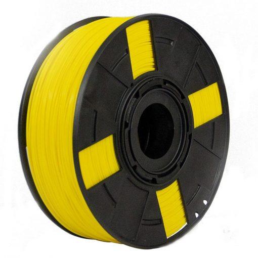 Filamento ABS Premium+ - Amarelo Canário - 3D Fila - 1.75mm - 500g