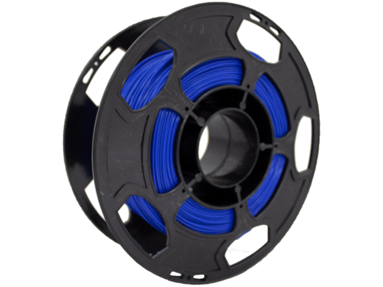 Filamento ABS Premium - Azul - 3D Lab - 1.75mm - 500g