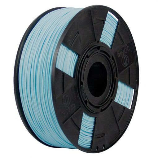 Filamento ABS Premium+ - Azul Bebê - 3D Fila - 1.75mm - 250g