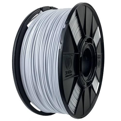 Filamento ABS Premium+ - Branco Gesso - 3D Fila - 1.75mm - 250g