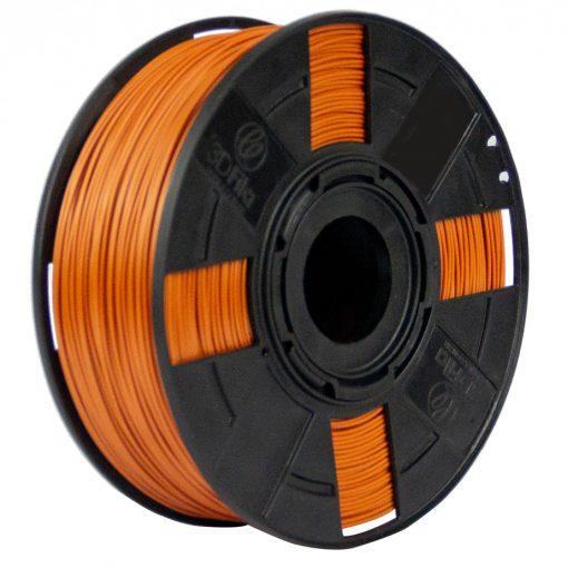 Filamento ABS Premium+ - Cobre Forja - 3D Fila - 1.75mm - 500g