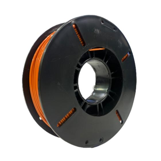 Filamento ABS Premium - Laranja - 3D Lab - 1.75mm - 200g