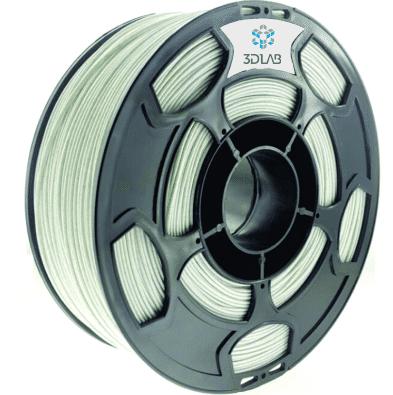 Filamento ABS Premium - Mármore  - 3D Lab - 1.75mm - 1kg